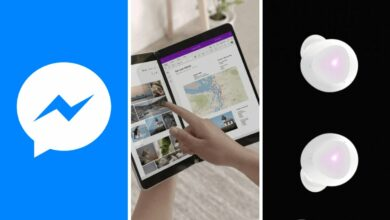 Photo of Virus vidéo sur Facebook Messenger, interface de la Microsoft Surface Neo et design des Samsung Galaxy Buds+ – La Pause Café