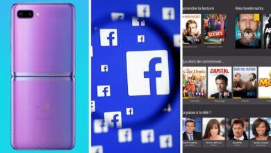 Photo de Facebook efface votre activité, Molotov renaît de ses cendres et le Samsung Galaxy Z Flip se dévoile – La Pause Café