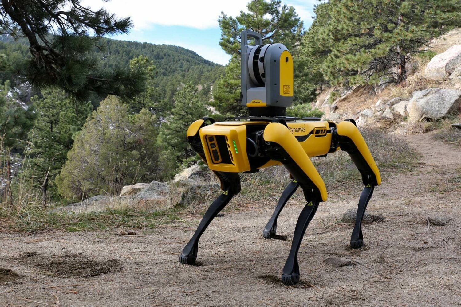 robot-chien-spot-boston-dynamics-kit-de-developpement