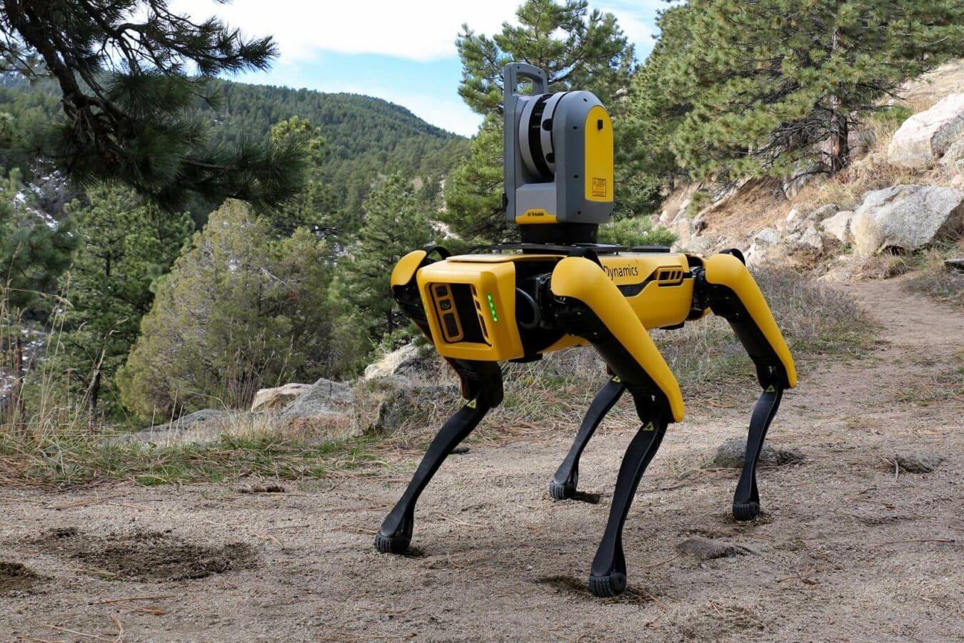 robot-chien-spot-boston-dynamics-kit-de-developpement