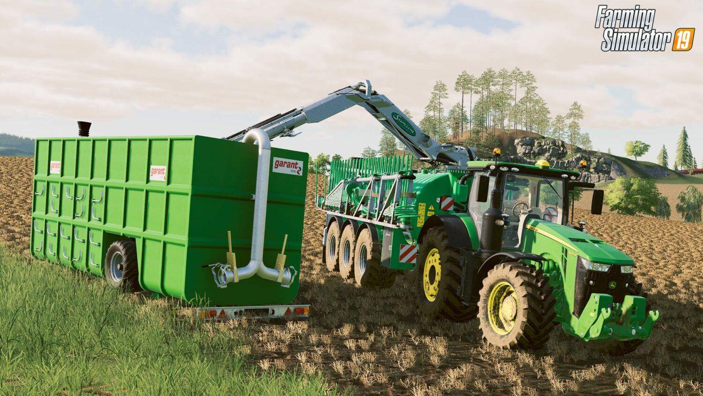 Le travail des champs n'est pas toujours simple...