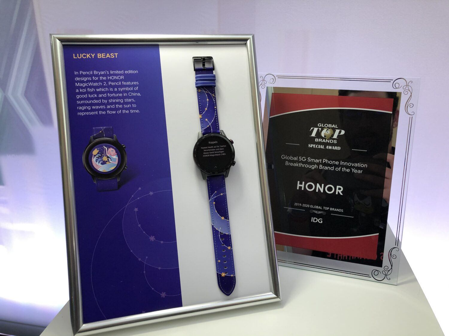 Bracelet Lucky Best Honor MagicWatch 2