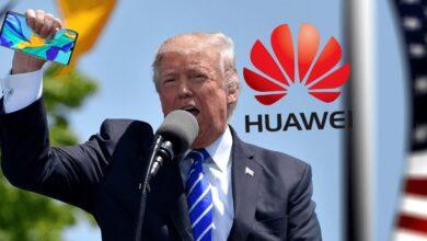 Photo of Huawei P30 : 350 euros de réduction offerts par Donald Trump
