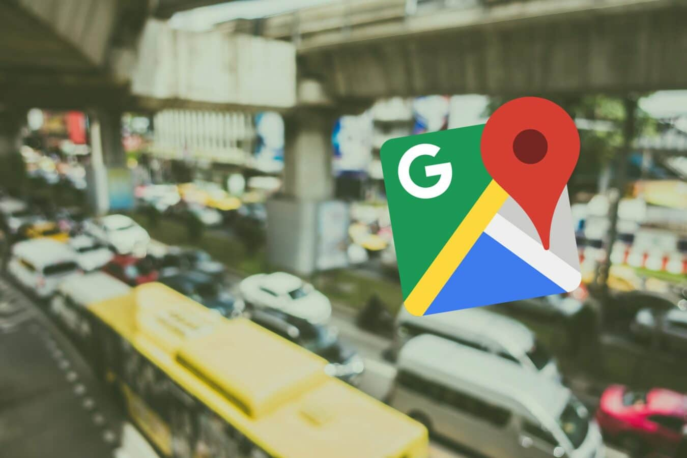 Google Maps Embouteillage