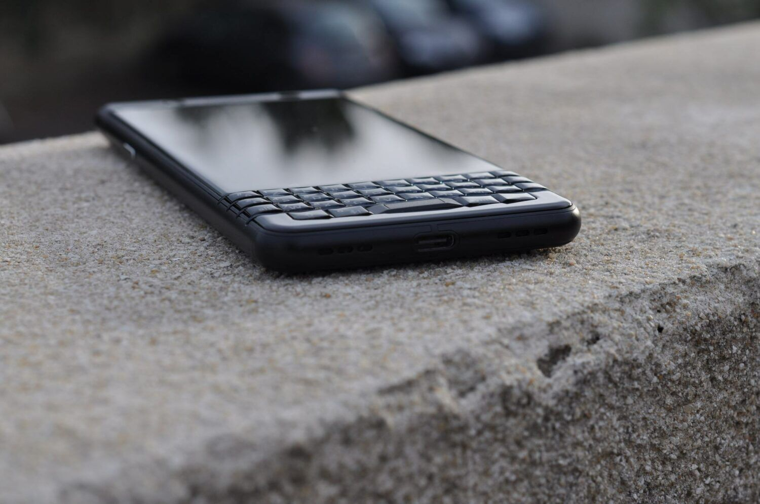 Adieu BlackBerry