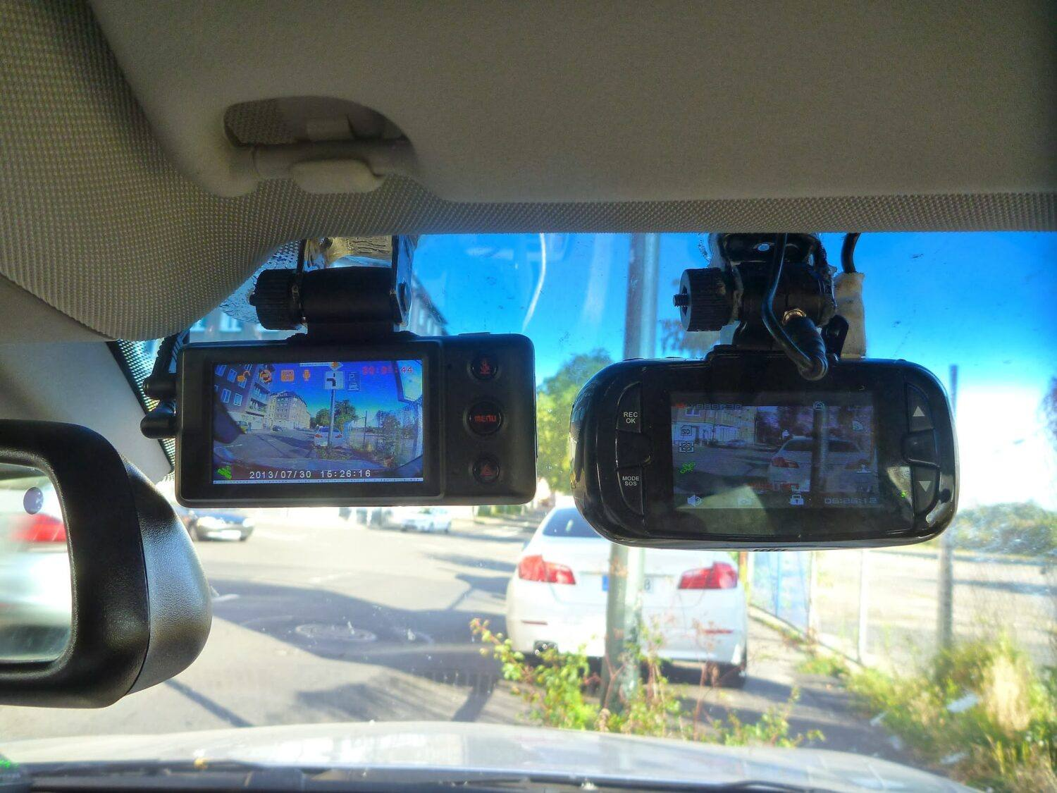 Dashcams dash cam