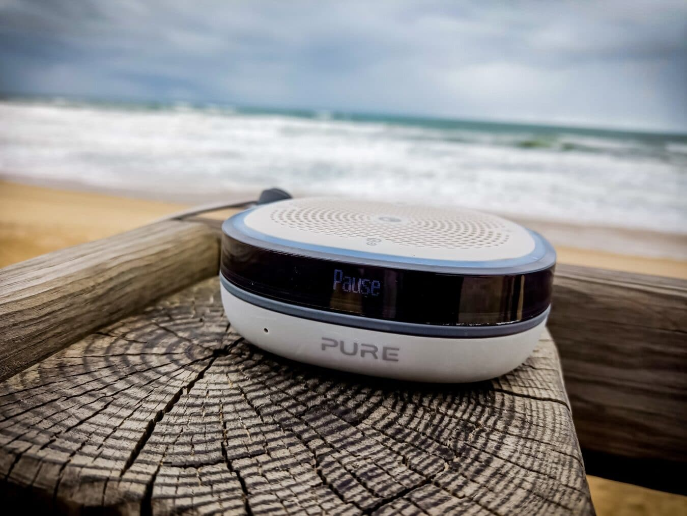 Photo de Test – Pure StreamR Splash : Amazon Alexa version tout terrain