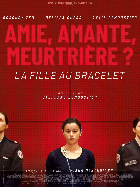 Affiche du film La Fille au Bracelet