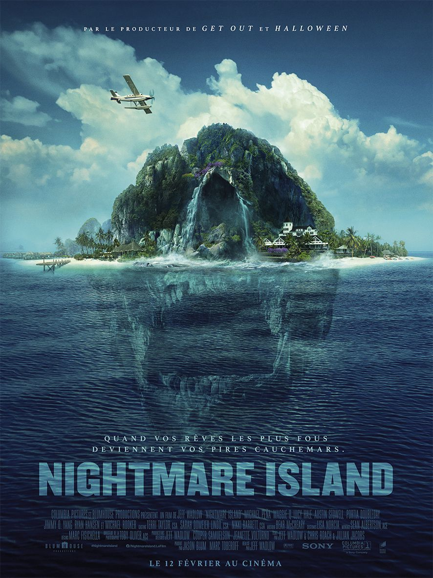 Affiche du film Nightmare Island