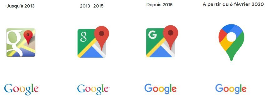 Nouveau-logo-Google-Maps-application