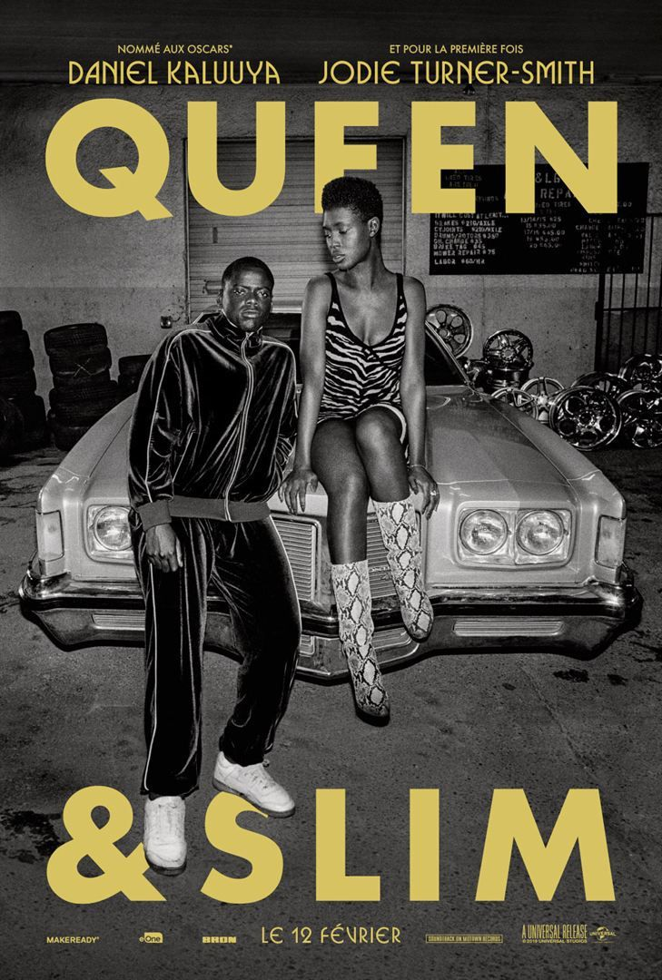 Affiche du film Queen & Slim