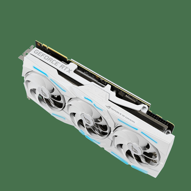 Asus-ROG-STRIX-RTX2080S vue haute
