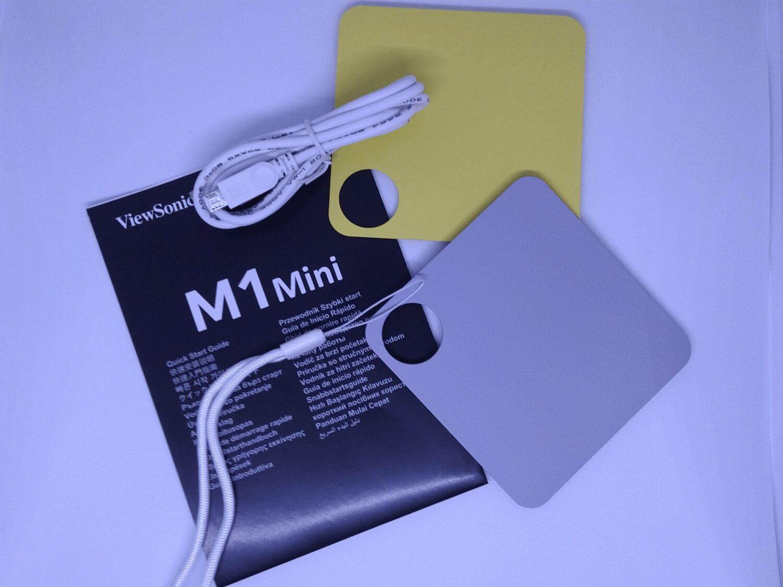 Viewsonic M1 mini-les accessoires