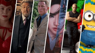 bande annonce super bowl mulan marvel james bond minions hunters