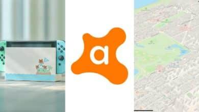 nouvelle nintendo switch animal crossing avast donnees personnelles apple plans maps