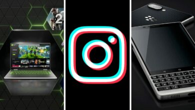 nvidia geforce now streaming tiktok copie instagram blackberry fin smartphone tcl