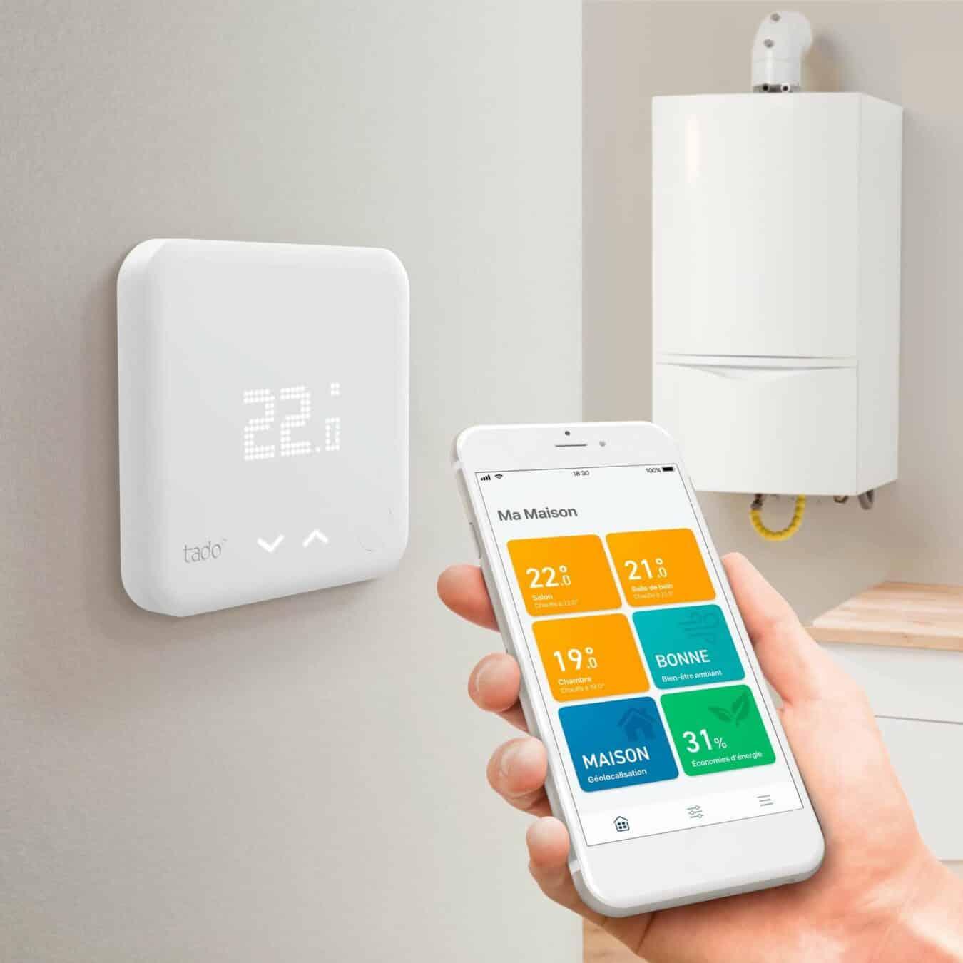 Photo of Test – Tado Thermostat V3+ : Simple et rapide pour le contrôle du chauffage
