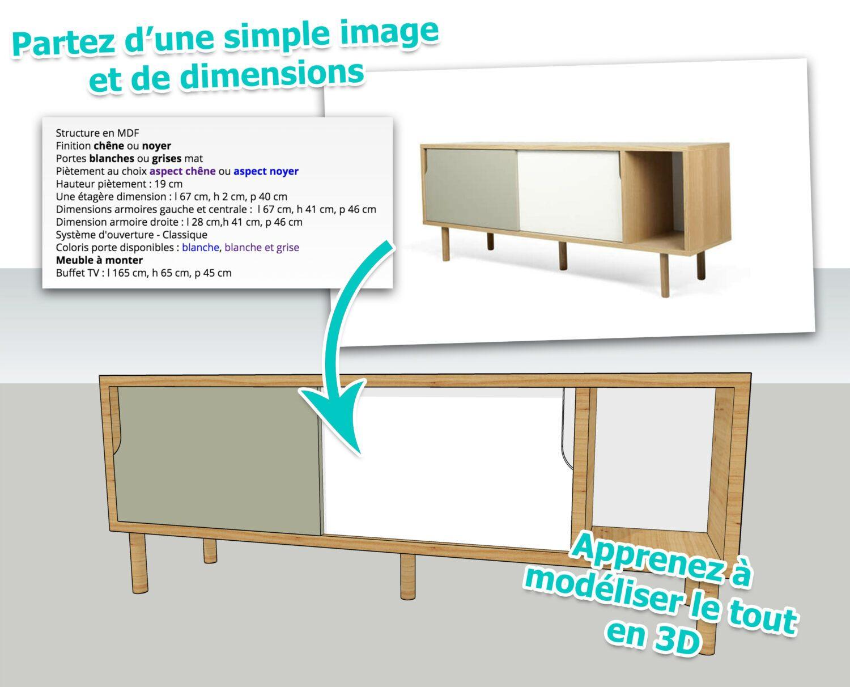 tuto logiciel 3D SketchUp