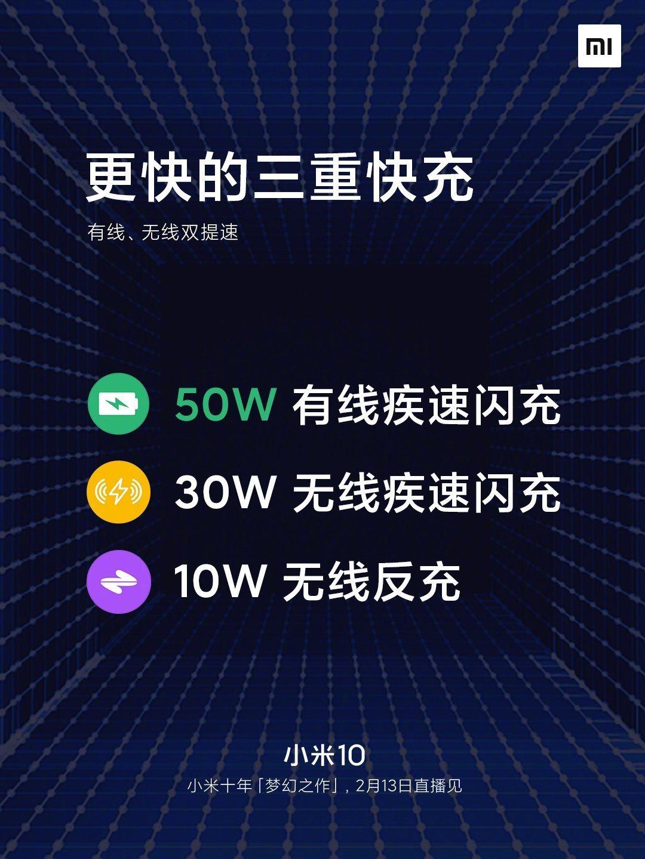 xiaomi-mi-10-recharge-charge-sans-fil