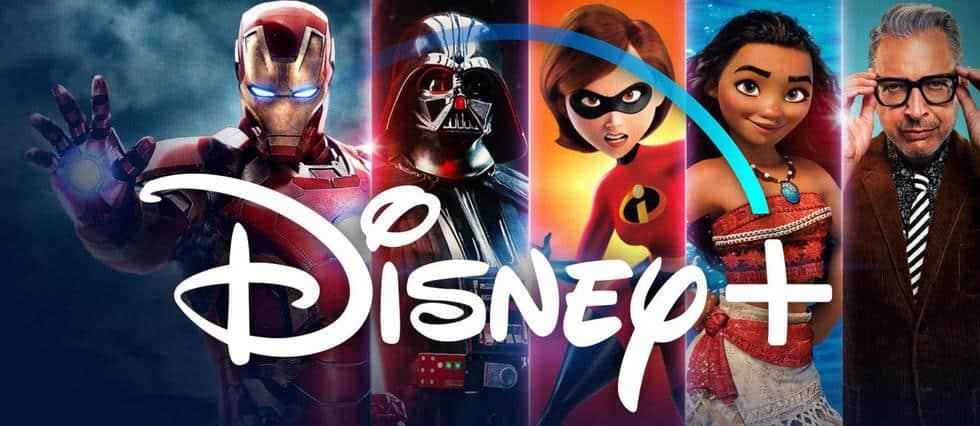 bannière Disney +