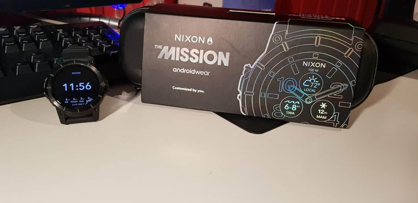 Nixon Mission - Mise en avant