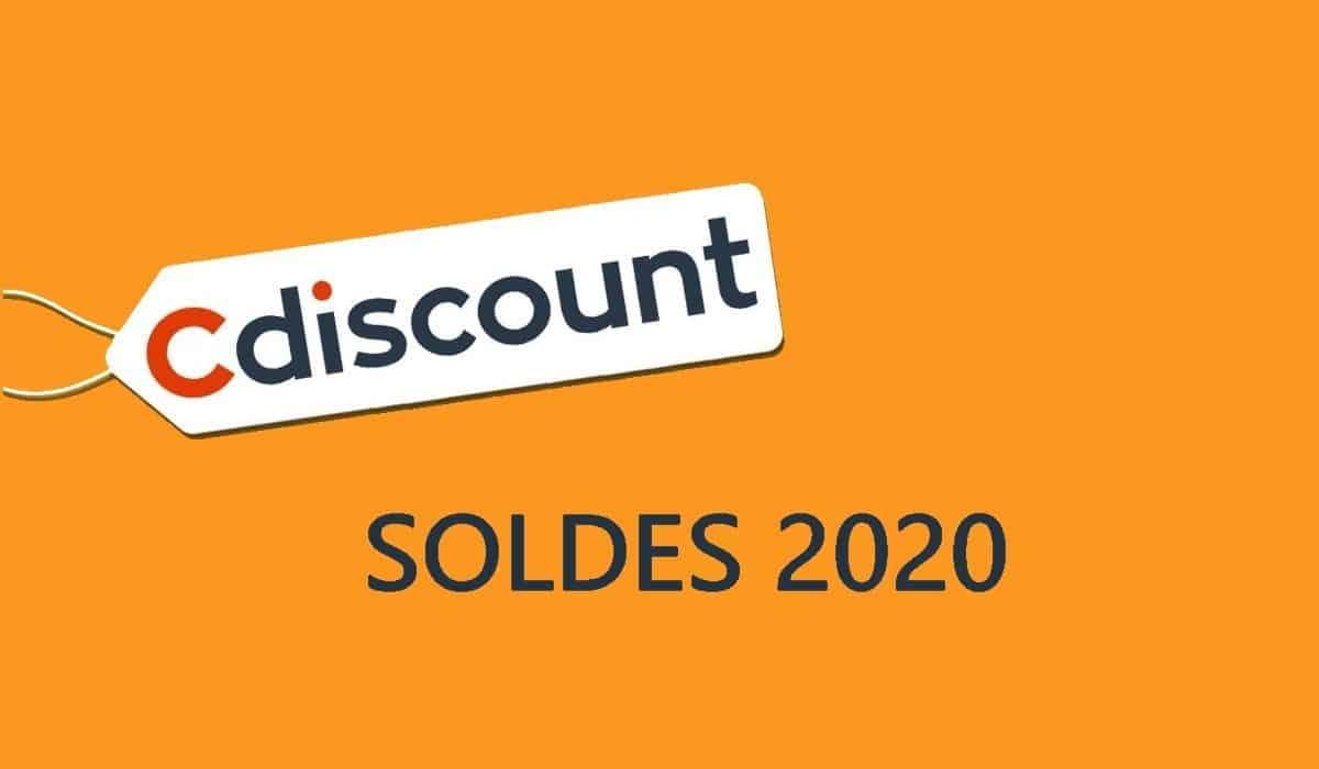 Cdiscount - Soldes