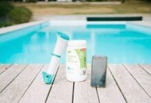Photo of iopool EcO – La sonde de piscine connectée optimisée