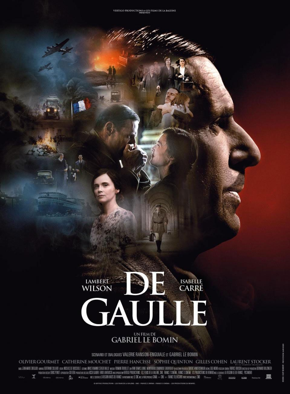Affiche du film De Gaulle