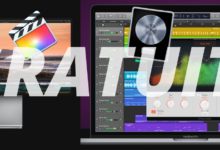 Photo of Final Cut Pro X et Logic Pro X gratuit durant 90 jours
