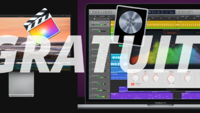 Photo de Final Cut Pro X et Logic Pro X gratuit durant 90 jours