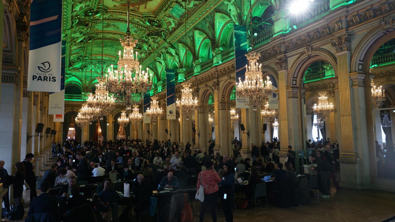 Hacking Hotel de ville 2020 Startups Paris