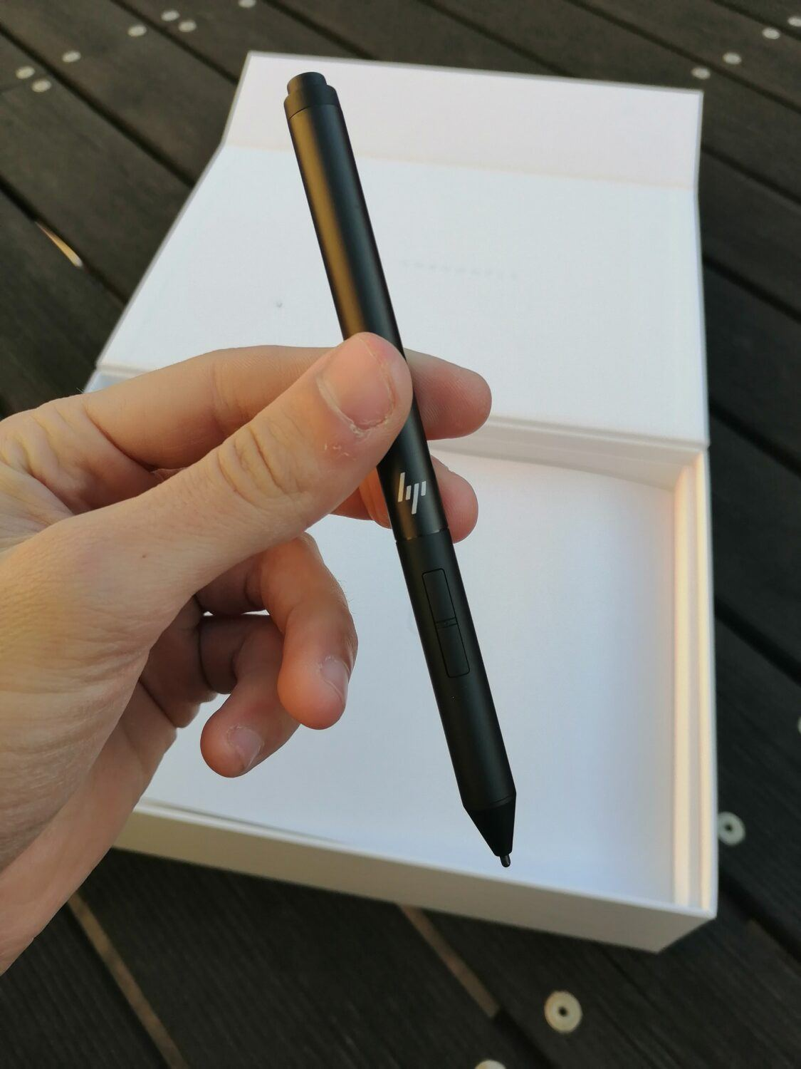 HP Elite Dragonfly  - stylet bluetooth