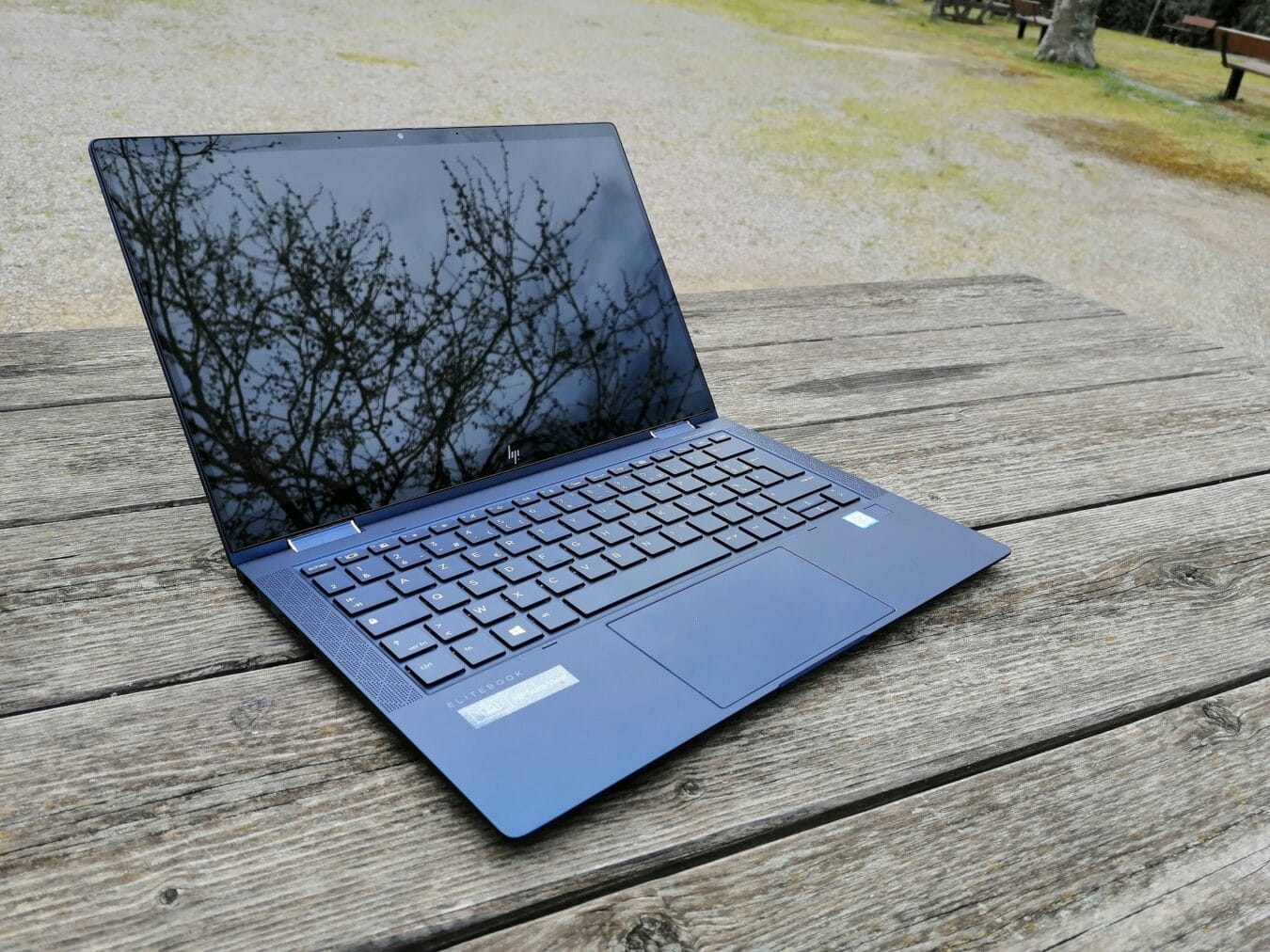 Photo de Test – HP Elite Dragonfly : Du haut vol pour les pros