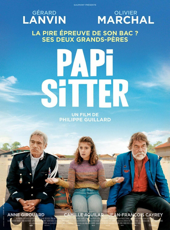 Affiche du film Papi Sitter