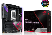 Photo of Asus TRX40, des cartes mères pour dompter le Threadripper ?