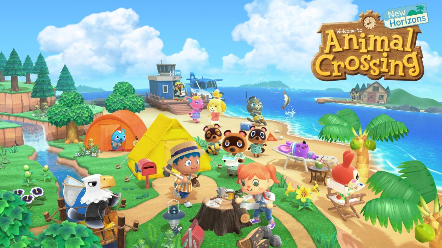 animal crossing new horizons astuces