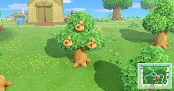 arbre-a-clochettes-animal crossing new-horizons