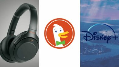 Photo de Fuites du casque Sony WH-1000XM4, catalogue français Disney+ et DuckDuckGo dévoile le Tracker Radar – La Pause Café