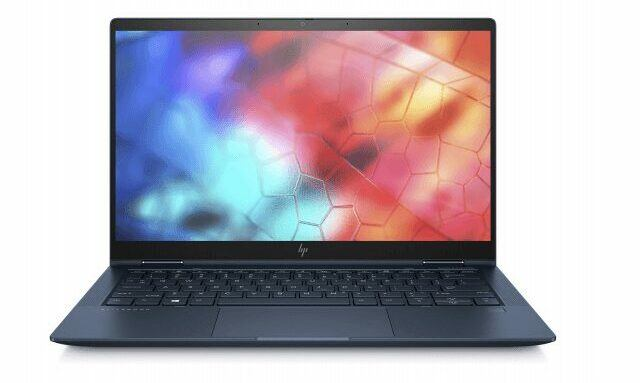 HP elite dragonfly - tete d'article