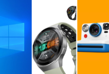 Photo of Huawei Watch GT 2e, nouveau bureau Windows 10 et Polaroid Now – La Pause Café