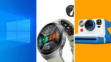 Photo of Huawei Watch GT 2e, nouveau bureau Windows 10 et Polaroid Now – La Pause Café