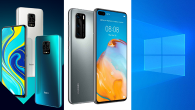 Photo of Le Xiaomi Redmi Note 9S arrive en France, fuite des Huawei P40 et l'avenir de Windows 10 – La Pause Café