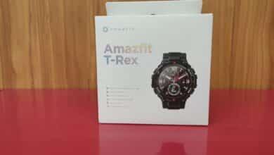 Photo de Test – Amazfit T-Rex : Une montre à l'épreuve des éléments