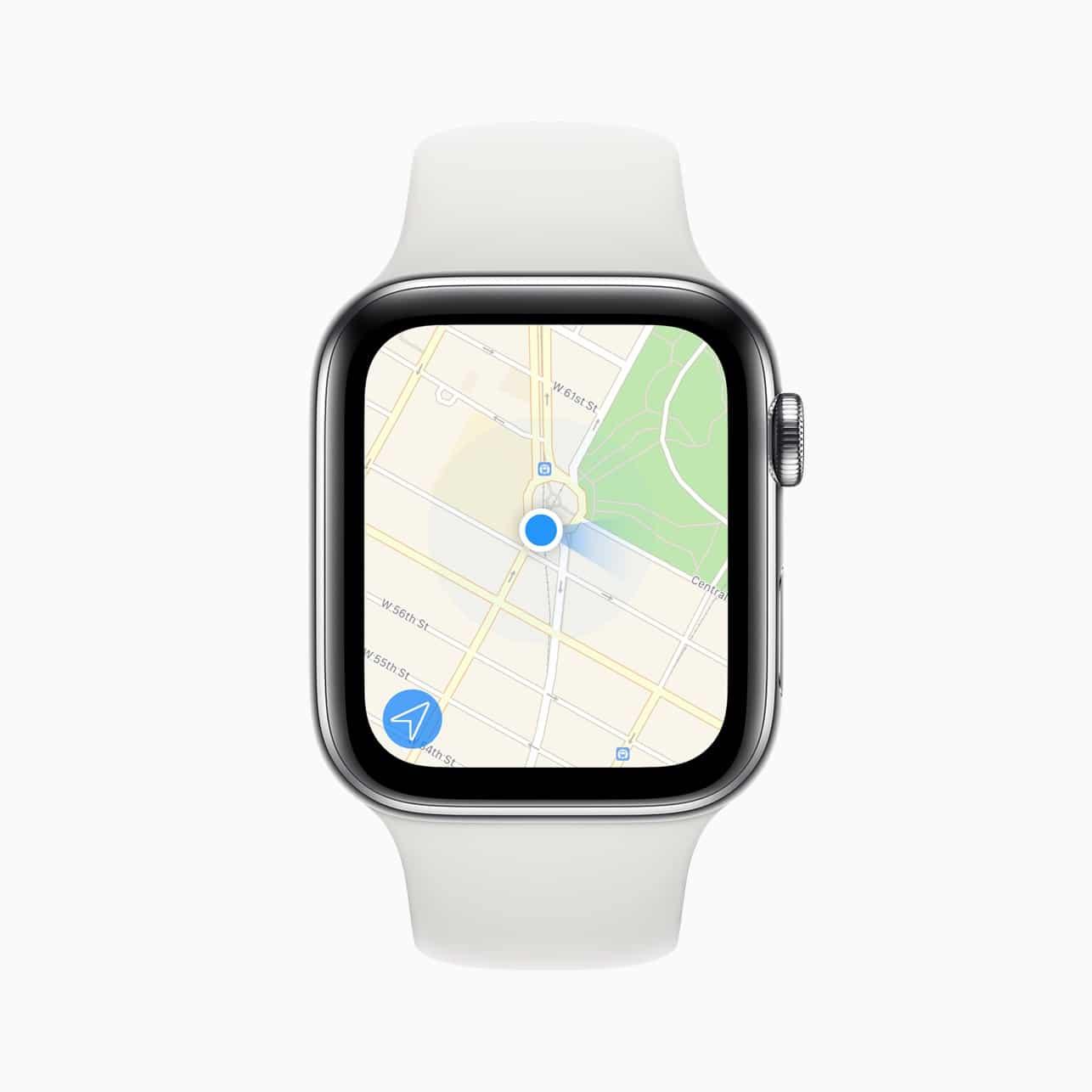 Apple Watch Series 5 Boussole Plans