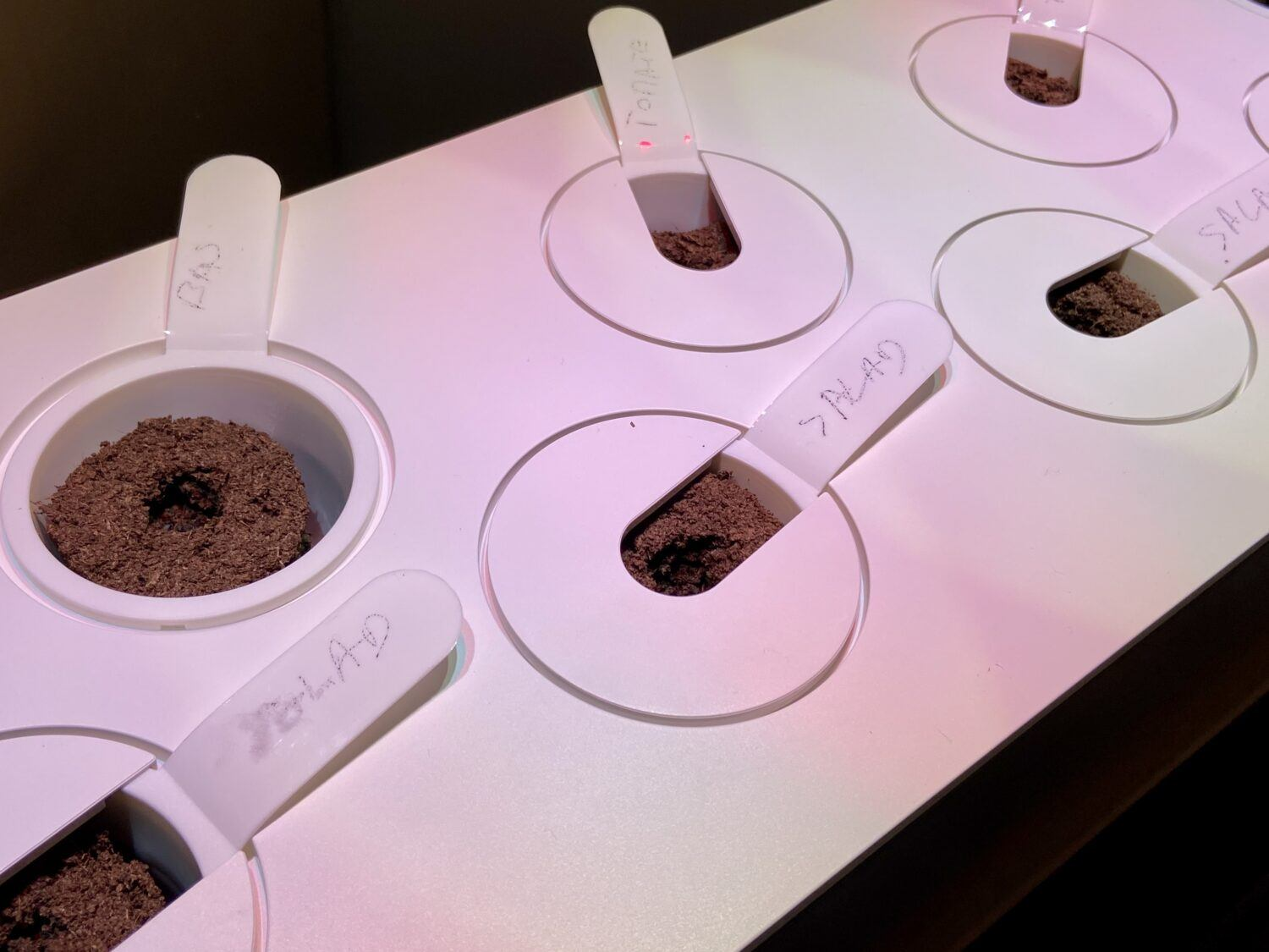 Click & Grow installation des pods