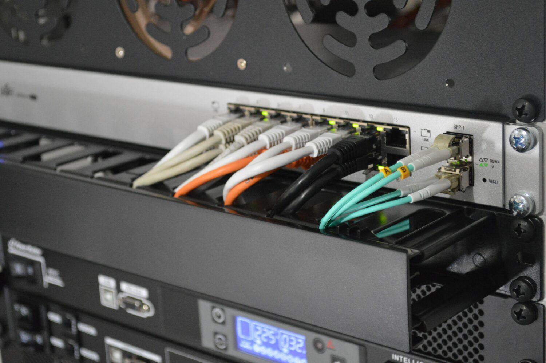 Connexion Internet en Ethernet
