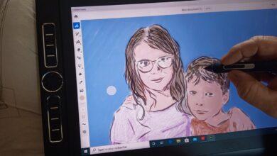 Photo of Test – Wacom Mobile Studio Pro 16 : Le graphisme pour les pros