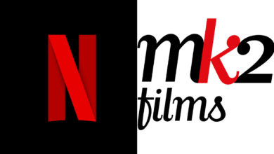 Photo of Netflix établit un accord avec MK2 et proposera de grands films