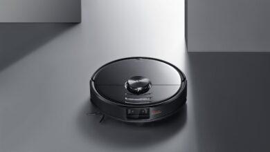 Photo de Roborock S6 MaxV – Votre ménage exemplaire sans ranger