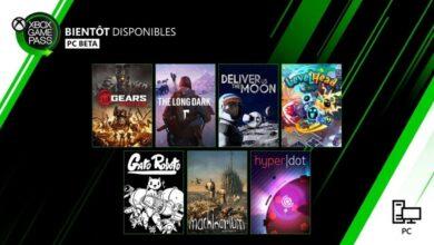 Photo of Microsoft ajoute de nouveaux jeux au Xbox Game Pass